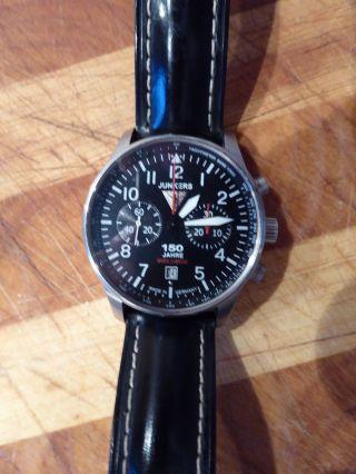 Junkers Mit Handaufzug Hugo 6614 - 2 Bild