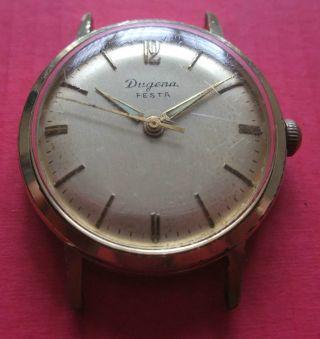 Dugena Festa Herren Armband Uhr Bild