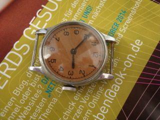 Vintage Uhr - Hau - Handaufzug - Edelstahl Bild