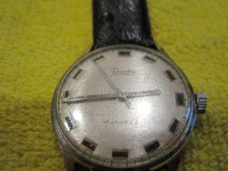 Alte Diehl Compact Herrenarmbanduhr Bild