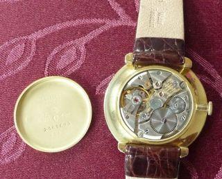 Iwc Handaufzug 18 Kt Gold,  Caliber 403,  M Box U Papiere Ref 2401 Bild