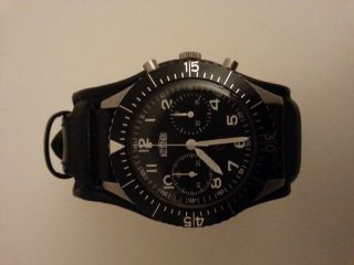 Kemmner Military Chronograph 1550 Bild