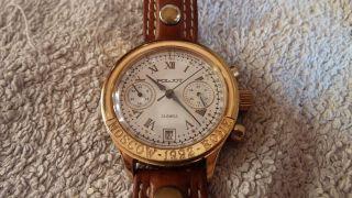 Poljot Chronograph Moscow 1992 Rome - Limitiert 22996/25000 Aus Sammlung Bild