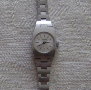 Anker Damenuhr Handaufzug Aus Uhrensammlung - - Bild