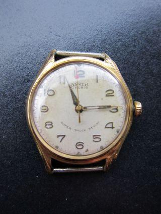 Alte Anker Damen Armbanduhr,  Ohne Armband,  17 Rubis Bild