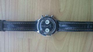 Yema Chronograph Handaufzug Valjoux 7730 Sammlerstück Bild
