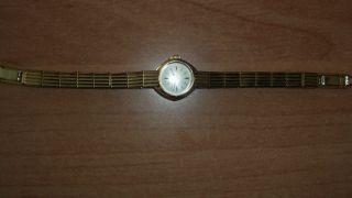Damen Armbanduhr Gold 333 Bild