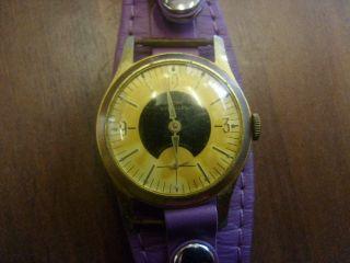 Ancre Goupilles Armbanduhr Handaufzug Bild