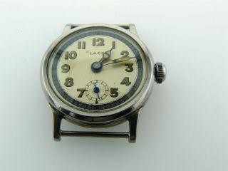 Antike Armbanduhr Laco Kal.  526 Handaufzug - Läuft - Vintage Bild