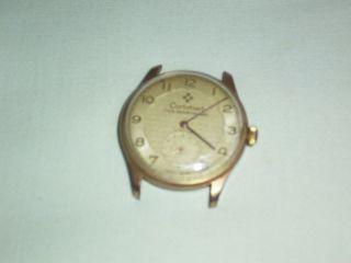 Cortebert Uhr Als Ersatzteilspender Bild