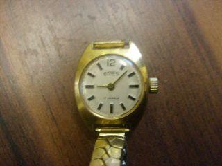 Emes Armbanduhr Handaufzug Bild