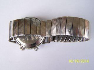 Poljot 18 Juwelen Herren Armbanduhr Mit Wecker Uhr Russland Udssr RaritÄt Bild