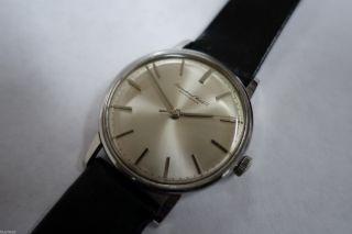 Vintage Iwc Caliber 89 Uhr Handaufzug In 34mm Bild