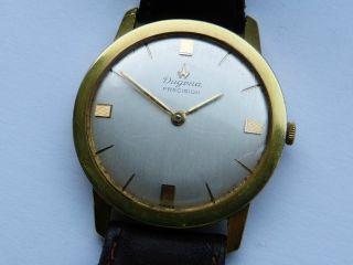 Schöne Herren Vintage Dugena Precision,  Swiss Um 1960,  Hd.  Aufz.  Kal.  280,  17j. Bild