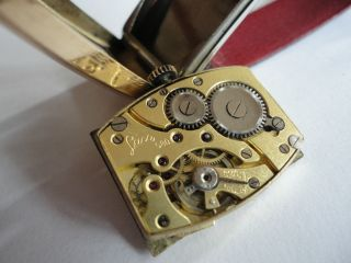 Laco Armbanduhr - Ca.  30iger J.  - 20 Micr.  Vergold.  - Schöne Erhaltung Bild