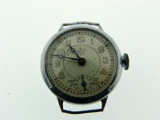 Antike Armbanduhr Thiel,  Ruhla Vorgänger - Bild