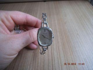 Alte Dugena Damen Spangen - Uhr,  Handaufzug, Bild