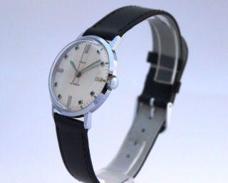 Timex - Mechanische Herren - Armbanduhr Vintage Bild