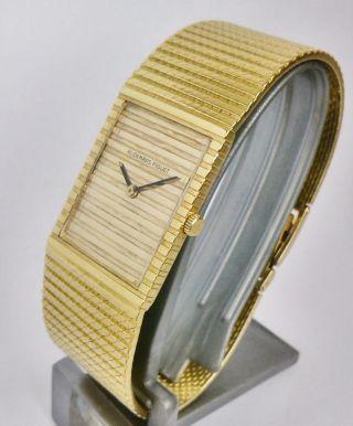 Audemars Piguet Ultra - Thin 94g 18k Gold Herrenuhr Bild