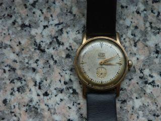 Umf Ruhla Herren - Armbanduhr Mechanisch / Handaufzug Bild