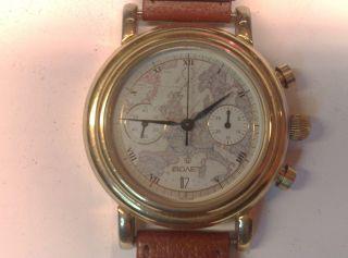 Poljot Armbanduhr Bild