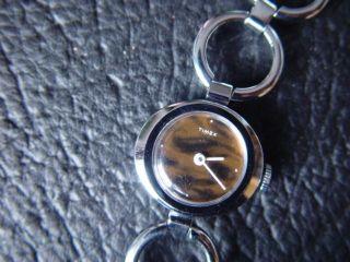 Timex - Damenuhr,  Handaufzug, Bild