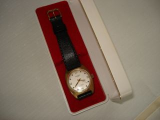 Herrenarmbanduhr - Anker 55 - 17 Rubis - Alt - Armbanduhr Bild