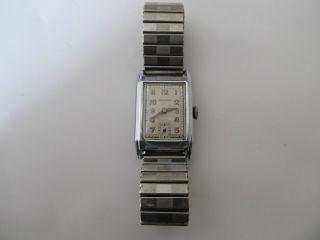 Damen Uhr Bifora 15 Rubis Handaufzug Nachlass Sammelauflösung Bild