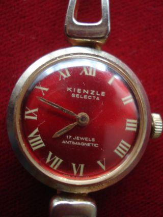 Damenrmbanduhr,  Kienzle Selecta,  Handaufzug Cal.  059n75 Bild