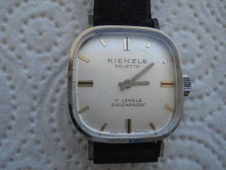 Damenrmbanduhr,  Kienzle Selecta,  Handaufzug Cal.  059n53 Bild