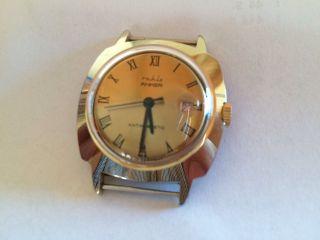 Ruhla Uhr Handaufzug,  70er Jahre, Bild