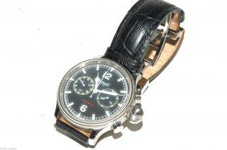 Ingersoll Usa Fliegerchronograph In4600 Mit Handaufzugswerk Bild