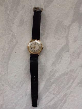 Anker Armbanduhr 17 Rubis Antimagnetic - Voll Funktionsfähig Bild