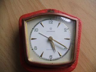 Nachlass Dachbodenfund Opas Sammlung Alte Junghans Wecker Uhr Bild