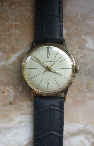 Junghans Armbanduhr Handaufzug Bild