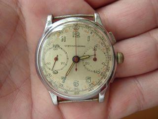 Chronograph Bild