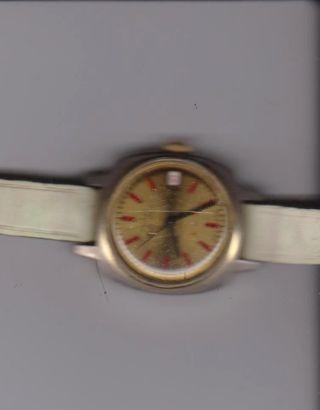 Ruhla - Armbanduhr - Lady - Star - Ddr Bild