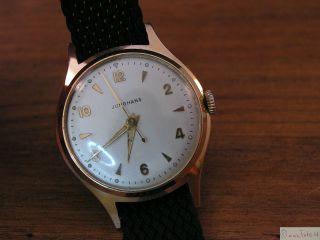 Herren - Armbanduhr,  Junghans,  Kal.  J93/1,  Hau Bild
