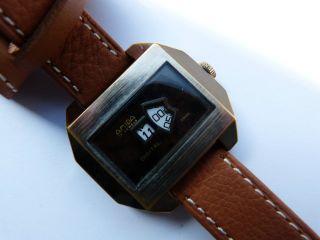 Herren Vintage - Uhr