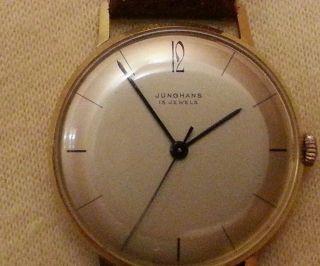 Junghans Herren - Uhr Bild