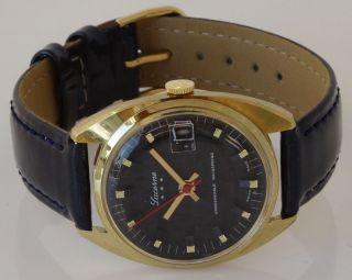 Swiss Made Antike Uhr Lucerne Alte Ungetragene Sammleruhr Handaufzug,  Lu - 50 Bild
