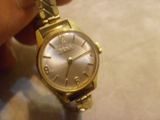 Doxa - Armbanduhr Handaufzug Bild