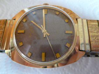 Vintage - Rarität Bifora 115 Kaliber115 M I.  Germany 34 Mm Ca.  Sammlerzustad Bild