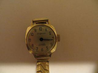 Dugena Damen Armbanduhr Bild