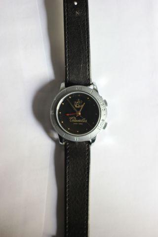 Columbus Uhr Schwarz Bild