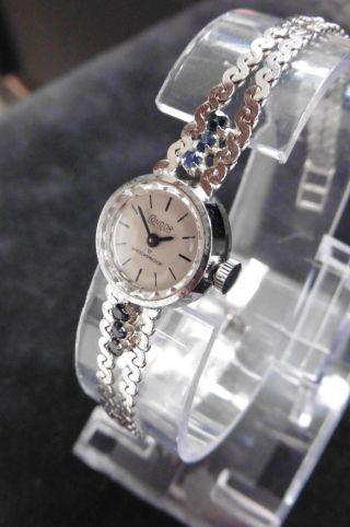 Condor Uhr Massiv Silber Uhr Dau Hau Silberschmuck Antik Top Rarität Designer Bild