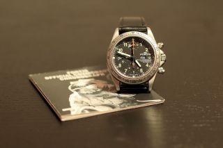 Fortis Official Cosmonauts Chronograph Mit Zubehör,  Selten Getragen Bild