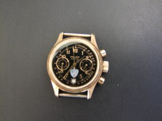 Poljot Chronograph Herrenuhr Cal.  3133 Model