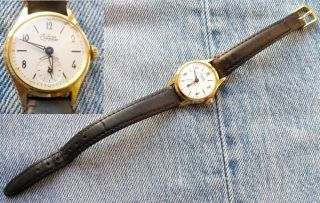 Bifora Top Armbanduhr Uhr Damenuhr Damen Vergoldet 934 Bild
