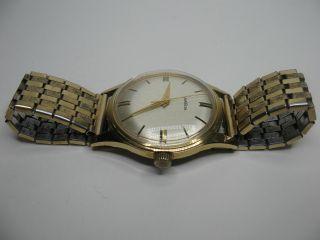 Herren Uhr - Angelus - Kaliber As 1702/03 - 17 Jewels - Handaufzug - 1960 Bild